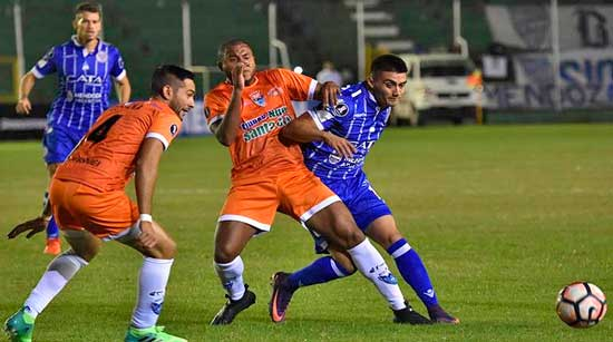 Video Sport Boys 1 - Godoy Cruz 3 Copa Libertadores