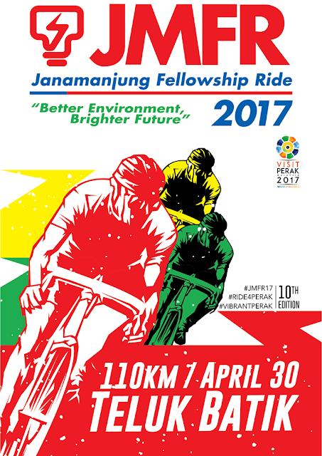JMFR Janamanjung Fellowship Ride 2017 || Adni Suite Homestay Seri Manjung