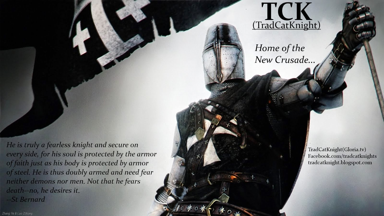 Join the New Crusade!
