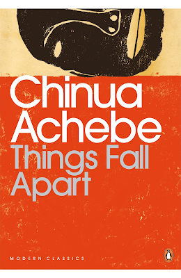Things Fall Apart by Chinua Achebe book cover