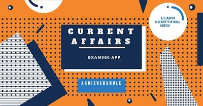 Current Affairs Updates - 22nd April 2018