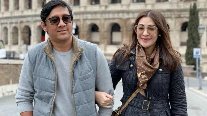 Portal Bangsa Istri Andre Taulany Erin Mendadak Jadi Sorotan Publik Ini Lantaran Erin Sempat Mengunggah Instagram Stories Yang Dinilai Publik Sudah