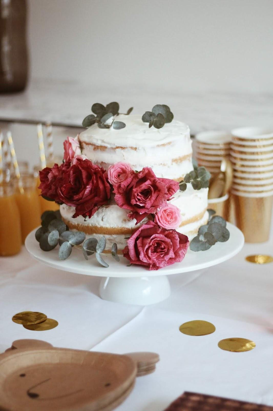 Photo Naked Cake 2
