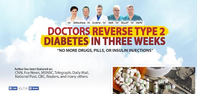 recerse Diabetes in three weeks