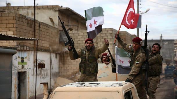 Η Τουρκία Έχει «Κουπί να Τραβήξει» στη Βόρεια Συρία