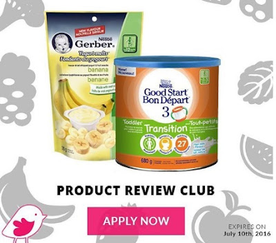 Chickadvisor Nestle Gerber Good Start Campaign
