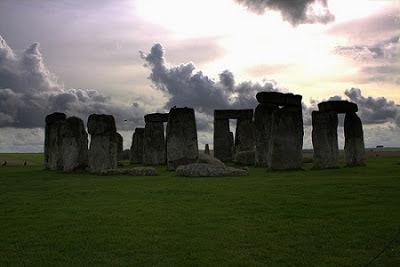 Stonehenge, sudoeste de Inglaterra