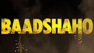 Baadshaho film Poster Image