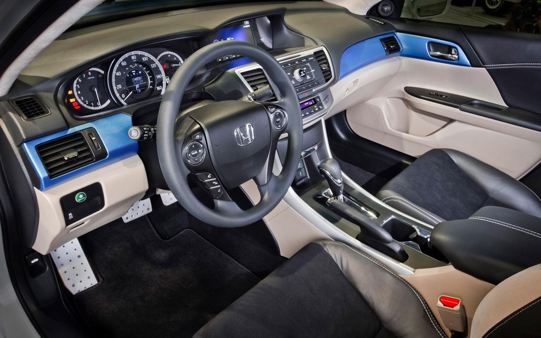 accord honda coupe sedan accords ex among hp sema display three cockpit cars dso eyewear industries mad