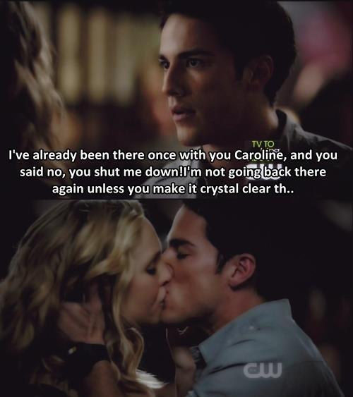 Vampire Diaries Love Quotes Klaus JUST SOME RANDO...