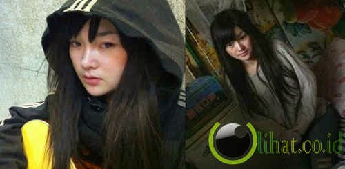 Loli dari Beijing - Pengamen
