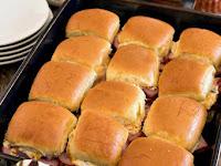 Mississippi Sin Ham Sliders Recipe