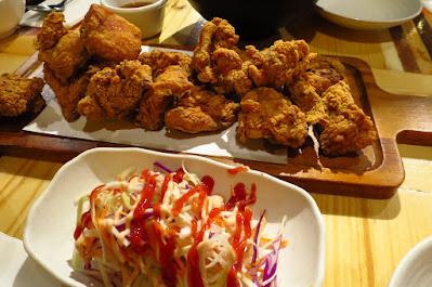 Melbourne, Gami Chicken & Beer, fried chicken