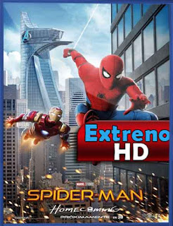 Spider-Man: De Regreso a Casa (2017) | DVDRip Latino HD Mega 1 Link