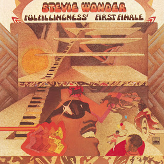 Stevie Wonder, Fulfillingness' First Finale