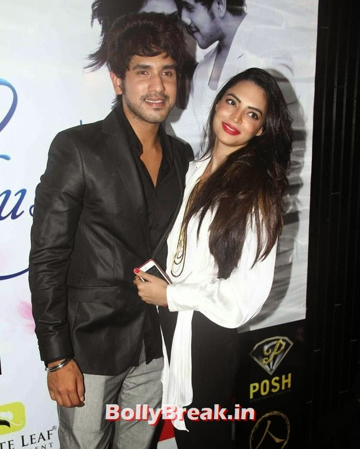 Suyyash Rai, 'Khushnuma' Album Launch Pics