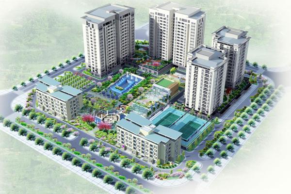 Thông tin chi tiết về căn hộ CT15 Việt Hưng