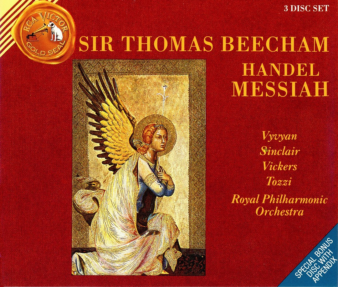 Image result for beecham messiah