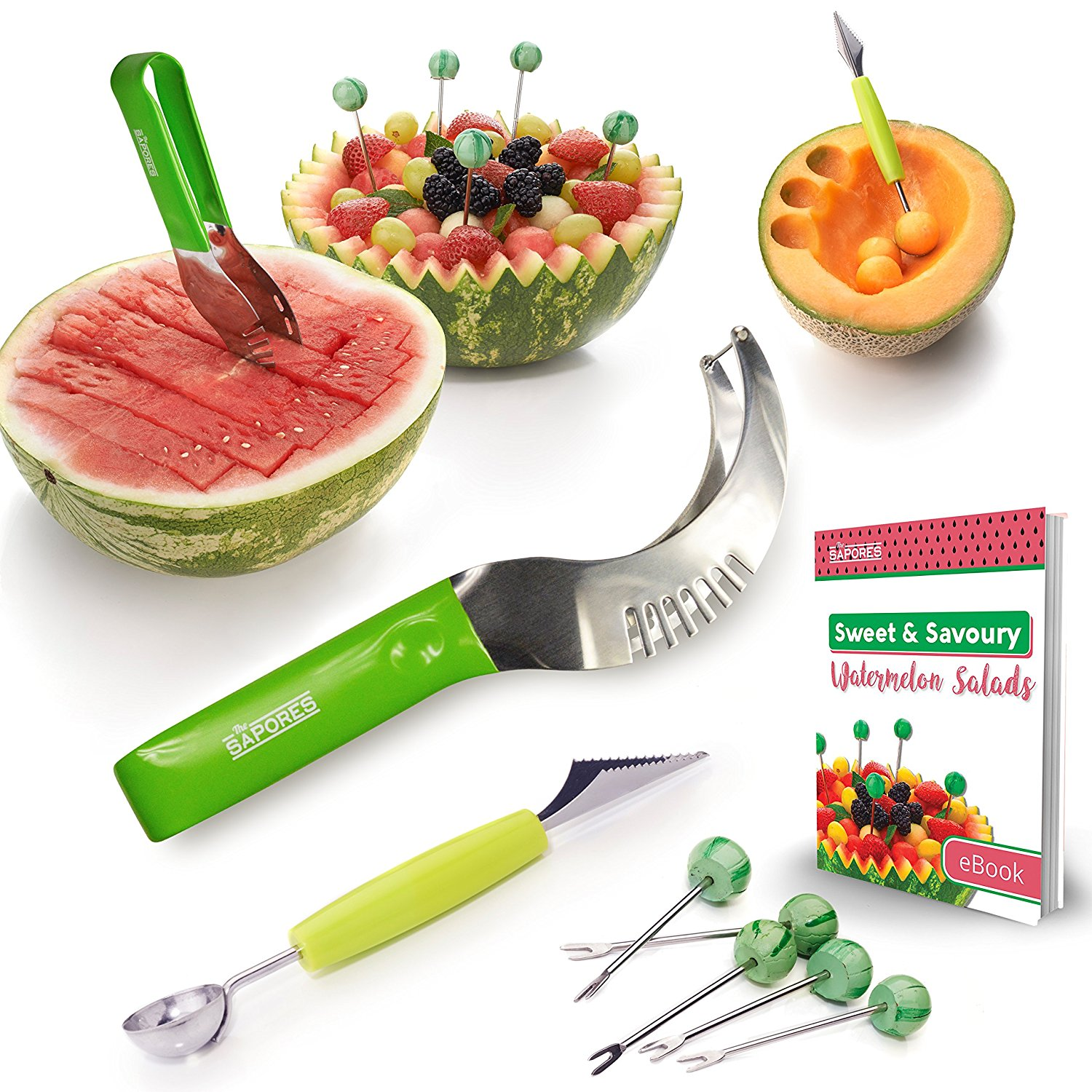 Melon Garnish Kit