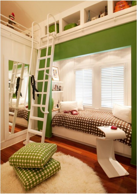 Key Interiors by Shinay: Not Pink and Beautiful Teen Girl ... on Beautiful Teenage Bedrooms  id=92325