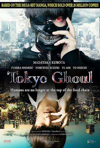 Tokyo Ghoul (BRRip 720p Japones Subtitulada) (2017)