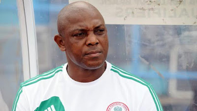 NFF sacks Stephen Keshi