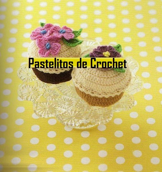 Pastelitos de Crochet Patron