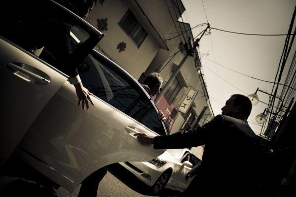 Foto Kehidupan Mafia Yakuza Jepang