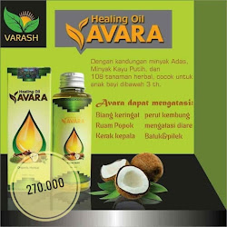 Avara Natural Oil 100 ml <p>Rp270.000</p> <code>VRO-002</code>
