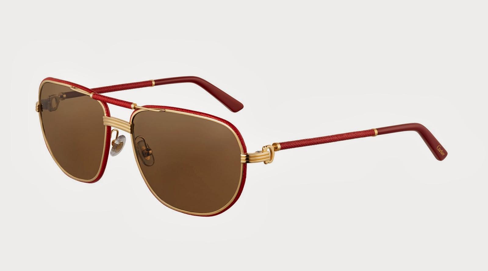 7bcb1b9af7 Cartier Sunglasses Limited Edition 2013