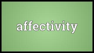 affectivity-www.healthnote25.com