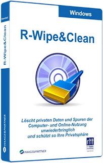 R-Wipe & Clean 11.6 Build 2145 Corporate Multilingual Full Crack + Portable