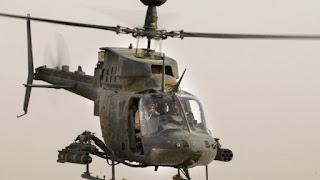 OH-58 D Kiowa