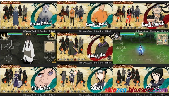 Naruto Shippuden Ultimate Ninja Impact Download   Anime Wallpaper