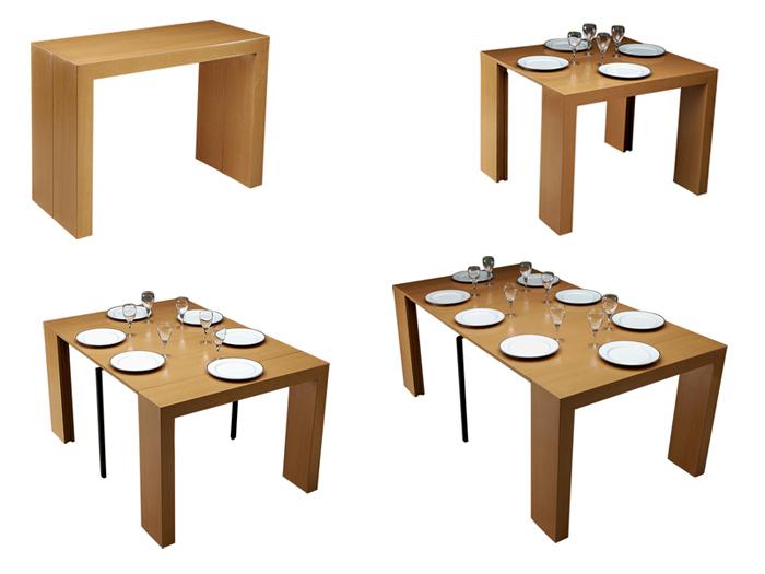 table rabattable murale cuisine