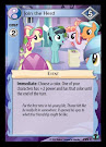 MLP Join the Herd Defenders of Equestria CCG Card