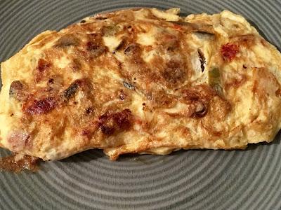 Tortilla marinera o Tortilla del marinero - Tortilla de ratatouille - Receta - el gastrónomo - el troblogdita - ÁlvaroGP - SEO - Content Manager