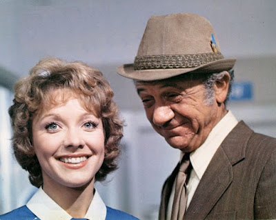 Sid James & Jackie Piper in Carry On Matron
