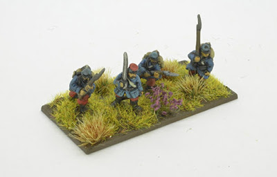60 Infantry figures