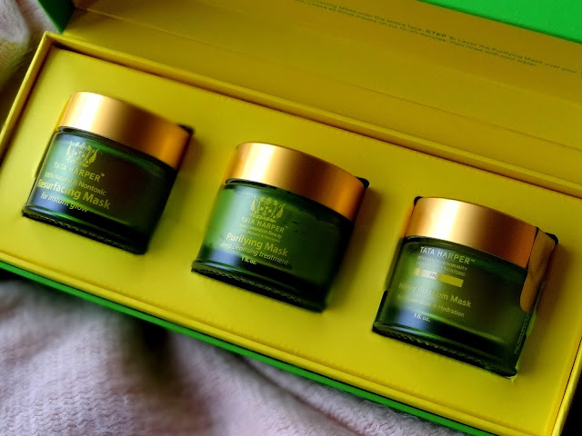 Tata Harper Limited Edition The Multi-Masking Collection