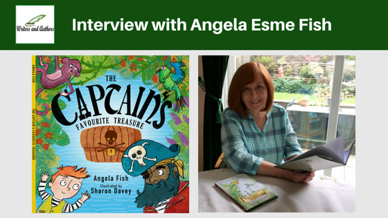 Interview with Angela Esme Fish