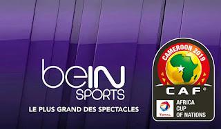 جدول مباريات كاس امم افريقيا 2019 على قنوات beIN SPORT الفرنسية  الجولة الاولى وثانية بتوقيت غرينتش