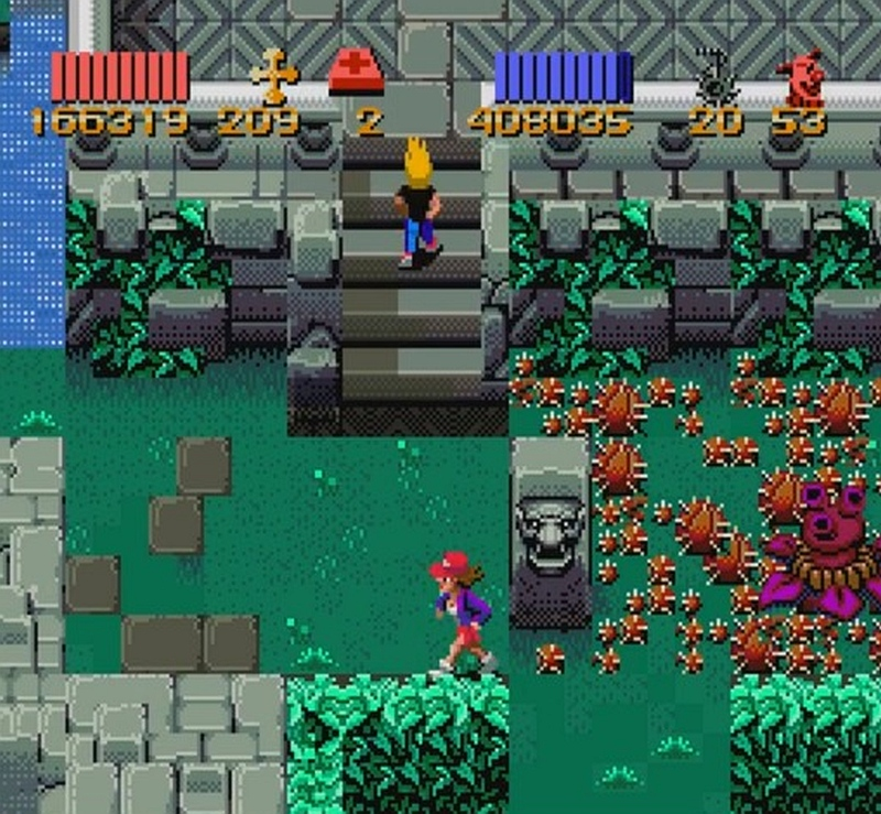 Image result for zombies snes