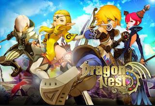 Dragon Nest Offline Full Version + Patch