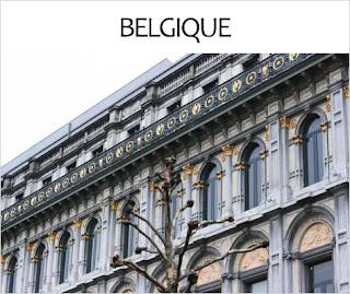 My Travel Background : Voyage Europe Belgique