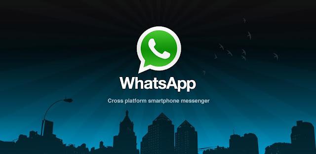 Mengubah font di WhatsApp
