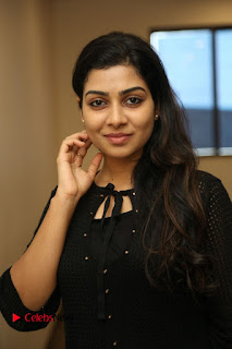 Actress Satna us Pictures at Bichchagadu Success Meet  0007