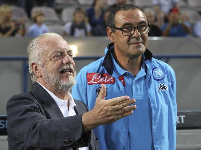 Hasil Penjualan Tiket Napoli vs Milan Akan Disumbangkan pada Korban Gempa Italia