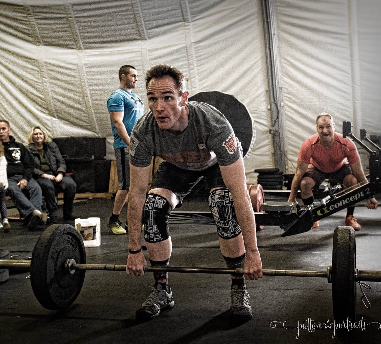 Iron major crossfit trainers