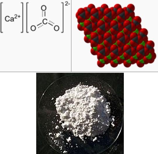 Rumus Kimia Kalsium Karbonat